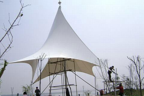 泰安胜利水库膜结构