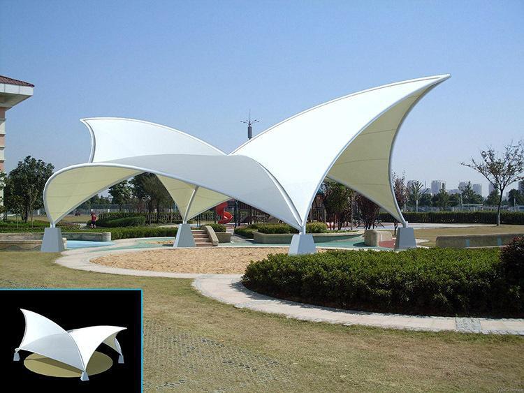 建筑索膜结构